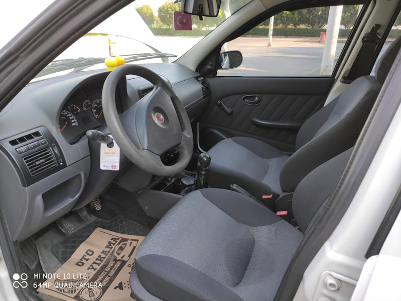 2008 Fiat Palio Sole 1.3 16V MULTIJET ACTIVE CD AC 6