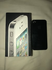Black iPhone 4  2035 mi