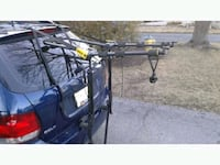Bicycle rack for car Silver Spring, 20910