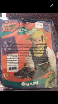 Baby's Halloween costume 10 Laval, H7W 1T6