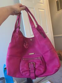 Used hot pink Michael Kors bag -authentic  Bowie, 20720
