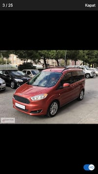 Ford - Courier - 2016 Fatih