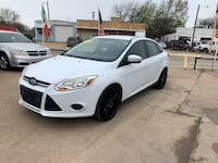 2013 Ford Focus Sedan SE
