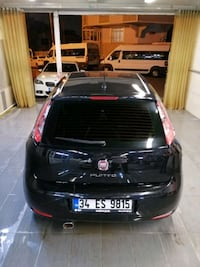 2014 Fiat Punto 1.4 FIRE 77HP S&S URBAN Bluetooth Istanbul