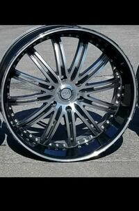 24inch Velocity Wheels $760 For all four  Las Vegas, 89101