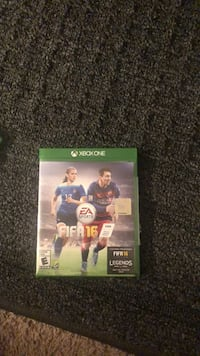 Fifa 16 Xbox One game case Manassas, 20109