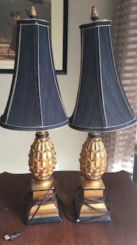 Lamps from Bombay Beaconsfield, H9W