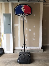 Spalding Youth basketball hoop Gainesville, 20155