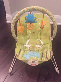 Fisher Price bouncer chair Toronto, M9A 2G7