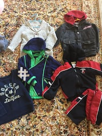 Jackets sweater n set all for one price Calgary, T3K 6J7