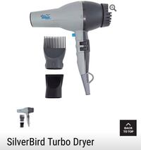 Silver Bird Turbo hair dryer San Diego, 92126