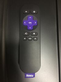 Replacement Roku Remote