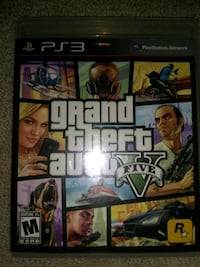 Grand Theft Auto Five ps3