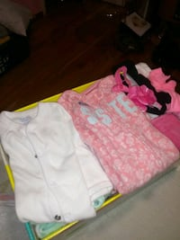 Box Of BabyGirl Clothing So Cute Woodbridge, 22191