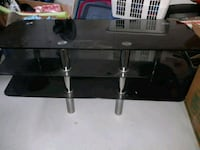 Glass TV stand Edmonton, T5X 1T5