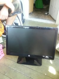 HP 17inch high definition  monitor