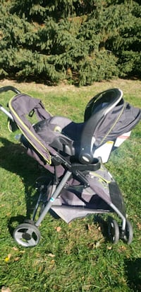 Carseat and stroller Brandon, 57005