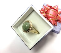 Lady Ring with Natural Jade  National City, 91950