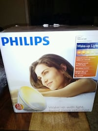 Philips wake up light alarm clock  Brampton, L6S 5T5