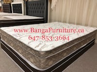 BRAND NEW MATTRESS FACTORY SALE!  Mississauga, L5B 2C9
