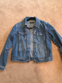Denim Jacket New York, 11362