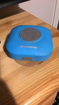 Xtreme Bluetooth for the shower