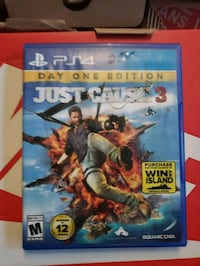 Just Cause 3 PS4 game  New Windsor, 12553