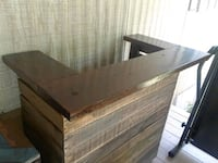 Hand crafted bar Temple, 76502