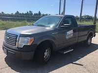 2010 Ford F-150 Gray Walpole, 02081