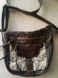 Cross shoulder bag San Mateo, 94402