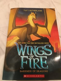 Wings of fire  Condition: new Fairfax, 22033