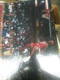 black and red Chicago Bulls jersey Troy, 12182