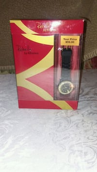 New perfume and watch Set  Ocean County, 08721