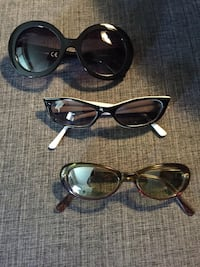 Sunglasses with cases  Vancouver, V6M 1W4