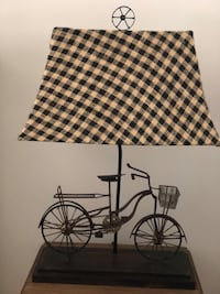 Lamp Vintage bicycle