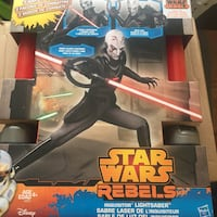 Star Wars Rebels box Toronto, M1K 1S8