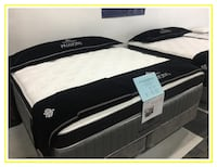 "Brand New Super Luxury 18"" Pillow Top Summerville"