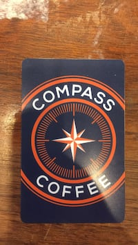 conpass coffee $50 gift card Washington, 20001