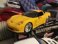 Jada 124scale Used great condition. Corvette Pro street