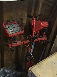Job Site Work Light