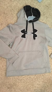 gray Under Armour pullover hoodie Robinson, 76706
