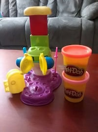 Play-Doh Popsicle & Lollypop Maker