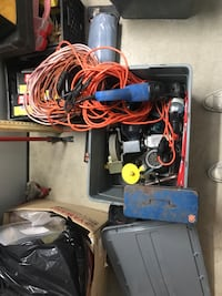 blue and black corded power tool Longueuil, J4L