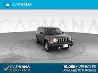 2017 *Jeep* *Patriot* High Altitude Edition Sport Utility 4D suv GRAY Chattanooga, 37402