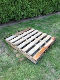 Wooden Pallet Burnaby, V5A 2A3