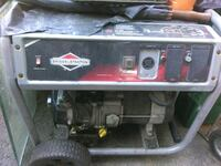 black and red portable generator Oakland, 94603
