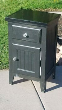 Nice cabinet with a drawer