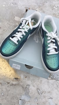 Air Force 1 size 5.5y Mount Vernon, 10550
