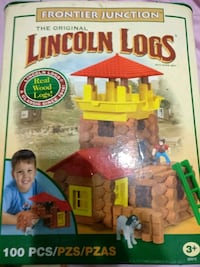 Lincoln logs  Falls Church, 22043