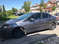 Honda - Civic - 2014 Oshawa